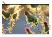 Thistle Garden Carry-all Pouch