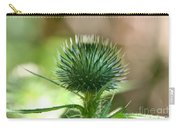 Thistle Head Carry-all Pouch