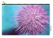Thistle Wish Carry-all Pouch