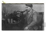 Thomas Alva Edison 1892 Carry-all Pouch