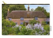 Thomas Hardy's Cottage Carry-all Pouch by Joana Kruse