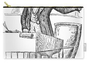 Thomas Hart Benton (1782-1858) Carry-all Pouch