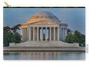 Thomas Jefferson Memorial At Sunrise Carry-all Pouch