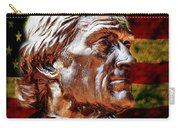 Thomas Jefferson Statue  Carry-all Pouch