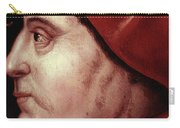 Thomas Wolsey (c1475-1530) Carry-all Pouch