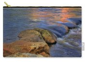 Thompson Covered Bridge Carry-all Pouch by Joann Vitali