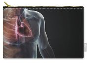Thoracic Anatomy Carry-all Pouch