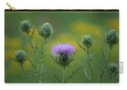 Thorn Buds Carry-all Pouch