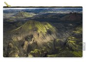 Thorsmork Valley In Iceland Carry-all Pouch