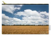Thoughts Of A Wheatfield Carry-all Pouch