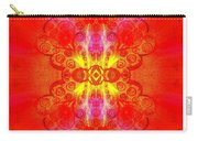 Thoughts Of Love And Light Transforming Carry-all Pouch