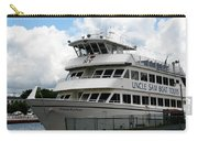 Thousand Islands Saint Lawrence Seaway Uncle Sam Boat Tours Carry-all Pouch