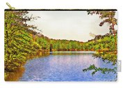 Thousand Trails Preserve Natchez Lake  Carry-all Pouch