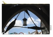 Three  Broomsticks Carry-all Pouch