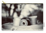 Threads Of Life  Carry-all Pouch by Trish Mistric