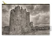 Threave Castle In Grey Carry-all Pouch