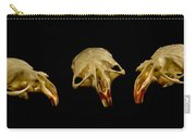Three Blind Mice Carry-all Pouch by Jean Noren