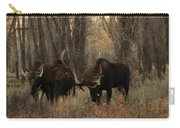 Three Bull Moose Sparring Carry-all Pouch