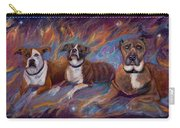 If Dogs Go To Heaven Carry-all Pouch
