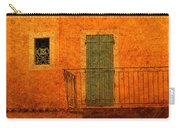 Three Doors In Provence Carry-all Pouch
