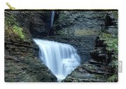 Three Falls In Watkins Glen Carry-all Pouch