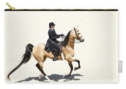 Three Gaited Buckskin Carry-all Pouch