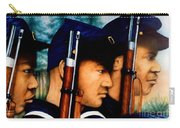 Three Heros Carry-all Pouch