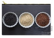 Three Kinds Of Rice Carry-all Pouch
