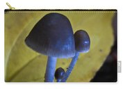 Three Little Mushrooms Carry-all Pouch