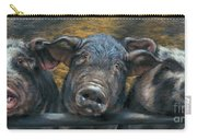 Three Little Piglets Carry-all Pouch