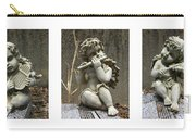 Three Musicians Triptych  Carry-all Pouch