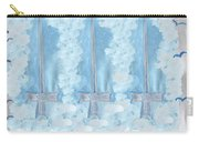 Three Of Swords Carry-all Pouch
