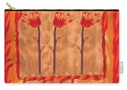Three Of Wands Carry-all Pouch
