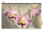 Three Orchid Beauties Carry-all Pouch