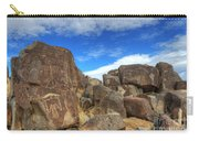 Three Rivers Petroglyphs 2 Carry-all Pouch