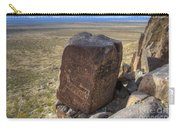 Three Rivers Petroglyphs 3 Carry-all Pouch