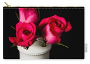 Three Roses Carry-all Pouch