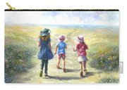 Three Sisters Beach Path Carry-all Pouch