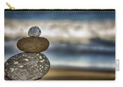 Three Stones Carry-all Pouch