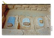 Three Stones For Grinding Corn In Spruce Tree House In Mesa Verde National Park-colorado Carry-all Pouch