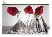 Three Strawberries Freshsplash Carry-all Pouch