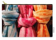 Three Tie-dye Knots Carry-all Pouch