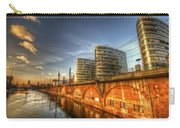 Three Towers Berlin Carry-all Pouch by Nathan Wright