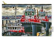 Three Tugs Hdr Carry-all Pouch