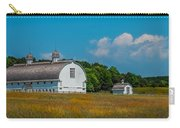 Three White Barns Carry-all Pouch