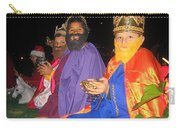 Three Wise Men On Float Christmas Parade Eloy Arizona 2005 Carry-all Pouch