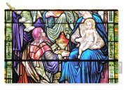 Three Wise Men - Visitation Of The Magi Carry-all Pouch