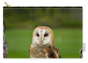 Three Wise Owls Carry-all Pouch