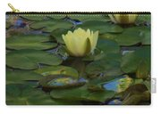 Three  Yellow Lilies Carry-all Pouch