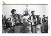 Three Young Accordion Players Carry-all Pouch